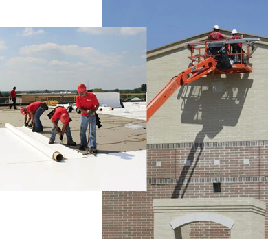 Cotterman Amp Company Inc Industrial Amp Commercial Roofing