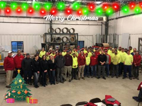 Happy Holidays from Cotterman Roofing