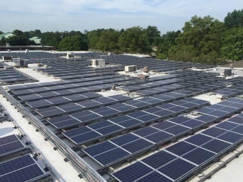 Cotterman Solar Panels