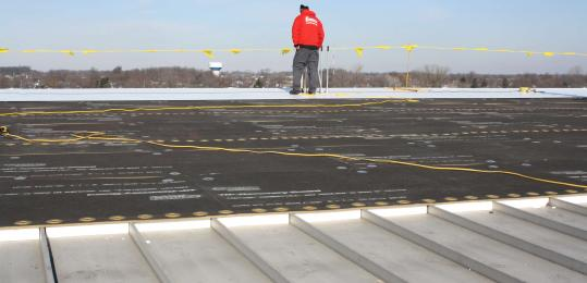 Cotterman & Company Metal Retrofit Roofing