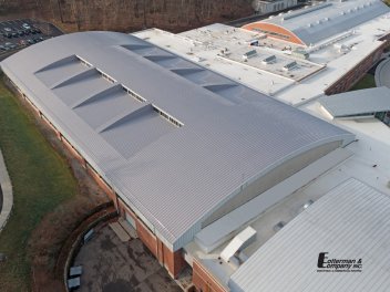 Cotterman Roofing Institutional Application