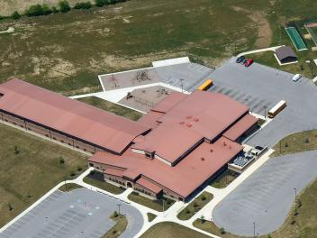 Fort Loramie High School - Cotterman & Company Roofing Application