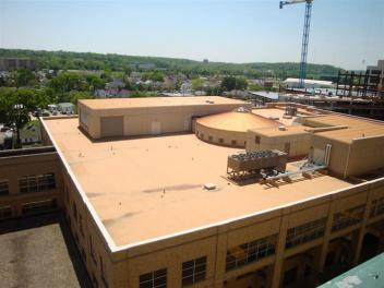 Cotterman Roofing Healthcare Application
