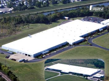 Cotterman Roofing Manufacturing Application
