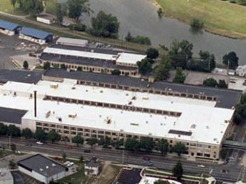 Cotterman Roofing Industrial Application