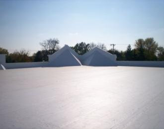 Carlisle TPO Roofing System