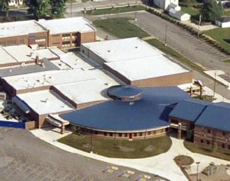 Firestone TPO and Metal Standing Seam Roofing System